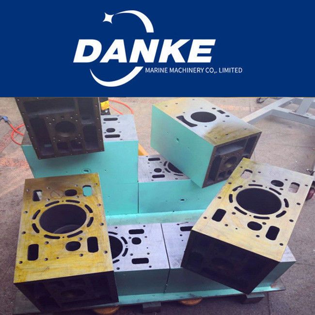 TANABE H-264 Cylinder Block S4-8424-45 In Stock