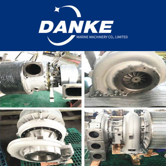Complete Stock Marine Diesel Engine Turbocharger For ABB / IHI / MAN